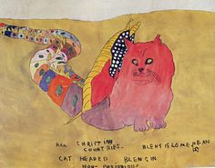 Henry Darger: Art by Any Means | Abduzeedo