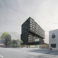 В 2013 году планируется завершить строительство жилого дома Sugar Hill в Гарлеме, одном из районов Нью-Йорка, США, по проекту британской архитектурной компании Adjaye Associates. Проект относится к категории доступного жилья, которое смогут себе позволить люди с низким и средним...