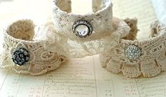 creamy cuffs | Explore bethquinndesigns' photos on Flickr. … | Flickr - Photo Sharing!