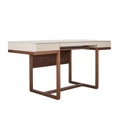 书桌 橡木实木框架+哑光烤漆 Z131 W1600*D600*H750 mm