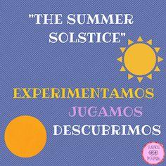 "The summer solstice"" Summer Solstice, Diy Toys, Blog, School Ideas, Mesas De Luz, Activities, Paper Envelopes, Manualidades, Magick"