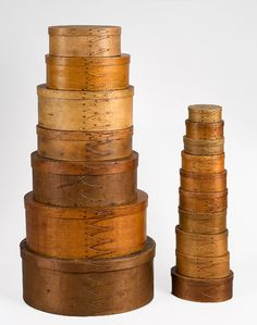 Authentic Shaker Boxes