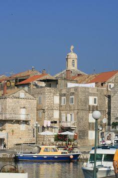 Korcula, Croatia || home of Marco Polo, visit of WCM