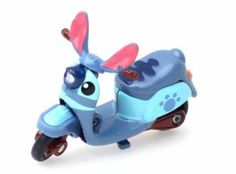 TAKARA TOMY TOMICA Diecast Disney Chim Chim Stitch Kids Vehicles Toy NEW