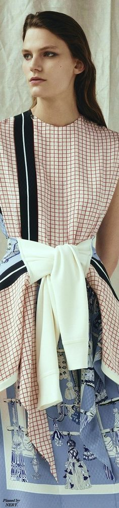 Hermès - Resort 2017 Fall Fashion 2016, Fashion 2017, Fashion Photo, Autumn Fashion, Womens Fashion, High Fashion Outfits, Only Fashion, Cool Outfits, Fashion Ideas