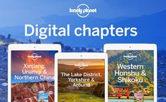 Lonely Planet ebook chapter guides. Lighten your Luggage