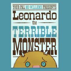 Leonardo the Terrible Monster   Mo Willems