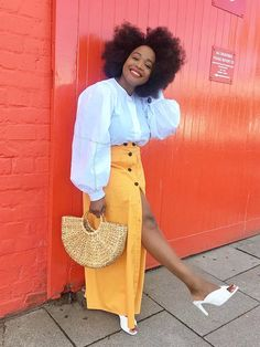 Looking to add a new fall skirt (or three) to your wardrobe? We've rounded up the fall skirt trends you need to know. Click in to see and shop our picks. Indian Fashion, Love Fashion, Plus Size Fashion, Girl Fashion, Fashion Looks, Fashion Tips, Fashion Trends, Fashion Inspiration, Heels Outfits