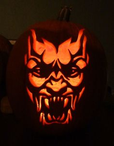 Image result for scary skull halloween stencils