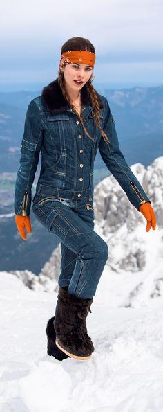 Neueste Mode 2020 Preis vergleichen 35 Best BOGNER SKI ACTION images   Skiing, Ski wear, Ski fashion