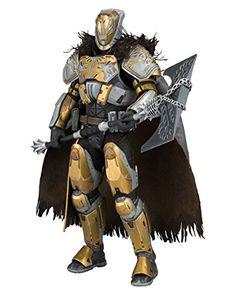 Lord Saladin Rise of Iron Banner Titan McFarlane 2017 Destiny Action Figure Destiny Bungie, Destiny Game, Destiny Toys, Destiny Comic, Fantasy Character Design, Character Concept, Character Art, Character Ideas, Movies