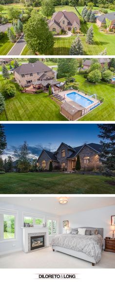 DiLoreto and Long Luxury Listing coming to market 70 Carriage Lane! 🏡 Meticulously maintained estate home in the most exclusive subdivision in Wellington County and just minutes to the 401.   On a 1+ acre lot with a pool and incredible outdoor bar. Offered at $1,725,000.