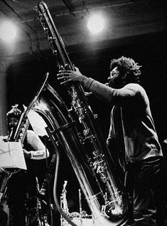 Free Jazz downloads from Anthony Braxton
