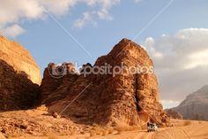 Wadi Rum desert — Foto Stock #9876396