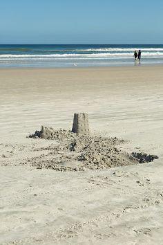 Castle, Daytona Beach, FL, February, 2014