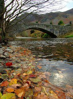Grange Bridge, the Lake District (by Christopher Tait)