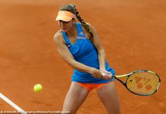 https://flic.kr/p/nNVaxb | Belinda Bencic | Nürnberger Versicherungscup 2014 - WTA International (Nürnberg, Germany)