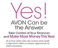 Take control of your finances and Make More MOney This Year. Click here for more info about Avon. FREE Training. #earnfromhome #earnmoney #earnmoneyfromhome #sellavon #joinavon #avon