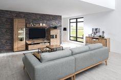 Obývačka COLONIA vo vyhotovení dub artisan Artisan, Couch, Furniture, Home Decor, Settee, Decoration Home, Sofa, Room Decor, Craftsman