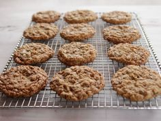 Granola Chocolate Chip Cookies recipe from Ree Drummond via Food Network