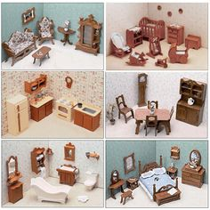 need furniture for the dollhouse ...