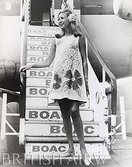 Vintage British Airways #travel #alookat #airlines