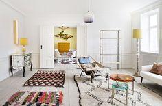 The apartment Denmark