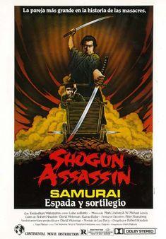 """Samurai espada y sortilegio (1980) """"Shogun Assassin"""" de Robert Houston y Kenji Misumi - tt0081506"""
