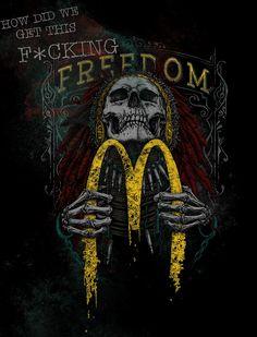 """Ознакомьтесь с моим проектом @Behance: «""""FREEDOM""""» https://www.behance.net/gallery/58629403/FREEDOM"""