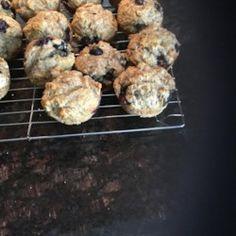 No-Sugar-Added Blueberry and Banana Wheat Muffins - Allrecipes.com