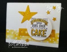 Stampin' Up! Big Day by Melissa Davies @rubberfunatics @stampinup #stampinup #rubberfunatics