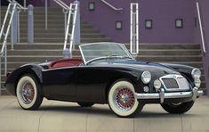 Gooding & Co. - 1959 MGA 1500 Roadster