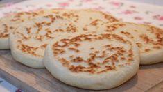 Bazlama Nasıl Yapılır / Bazlama Tarifi / Mayalı Ekmek