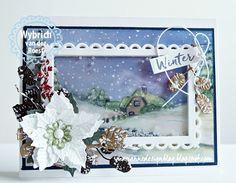 Marianne Design Blog: Winter