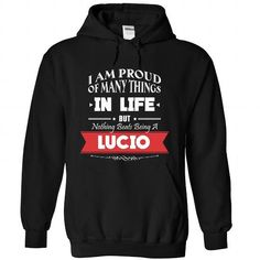 LUCIO-the-awesome - #funny tee #sweater upcycle. THE BEST => https://www.sunfrog.com/LifeStyle/LUCIO-the-awesome-Black-74125127-Hoodie.html?68278