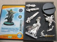The Pen of Penemue: Unpacking - Combined Army Corax Spec Ops