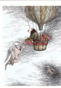 Special Delivery by Edward Gorey