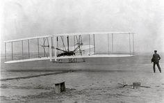 Los primeros vuelos de la Historia de la Aviación
