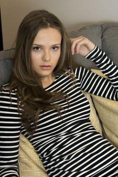 Model: Morgan Flett