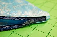 Stitchery! Sewing Machine Attachments, Needle, and Thread: Cover that zipper end