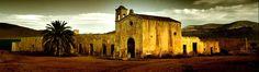 """Cortijo del Fraile ( Níjar). Lugar en el se que originó el crimen que inspiró la obra """"Bodas de sangre"""""""
