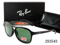 Ray-Ban Black Aluminum Clubmaster Sunglasses #rayban #fashion #glasses
