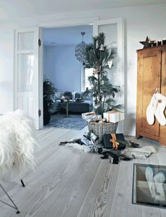 Unconventional Xmas Styling north of Copenhagen AtNo67 Concept Store