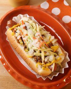 """""""Bulldog"""" Hot Dogs"""