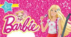 Barbie-Chart Hits 2 – in der neuen Kixi App – Kinderkino