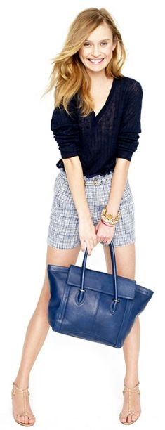 J.Crew Nautical Preppy