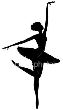 Energetic Ballerina Dancer Silhouette - Elektra Z. Ballerina Silhouette, Silhouette Art, Ballerina Kunst, Image 3d, Diy And Crafts, Paper Crafts, Ballet Art, Paper Cutting, Paper Art