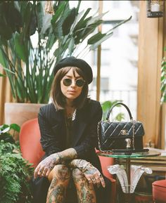 lately Hot Tattoo Girls, Tattoed Girls, Girl Tattoos, Goth Glam, Let Your Hair Down, Classy Casual, Actor Model, Photoshoot Inspiration, Outfit Goals