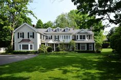 Gracious Colonial on Picturesque Cul-de-Sac ... 4 Saint Nicholas Road, Darien CT. Represented by Kathi Rogers. To see more eye candy on this home go to http://www.halstead.com/ct/darien/4-saint-nicholas-road/99163465