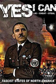 Obama the Fascist